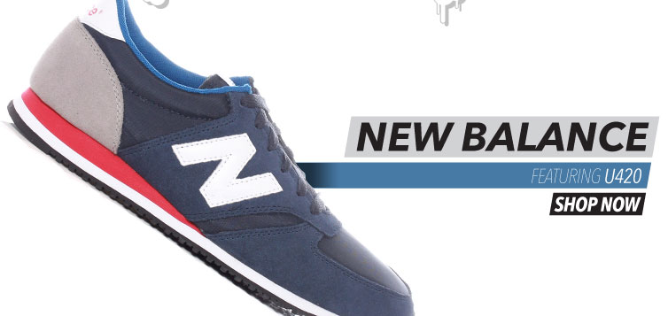 New Balance Footwear- View Full Collection