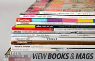 Books + Magazines - View Colection