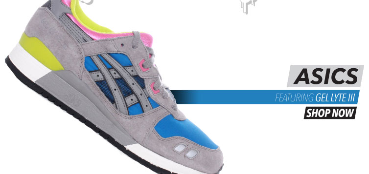 Asics Footwear - Click For Full Range