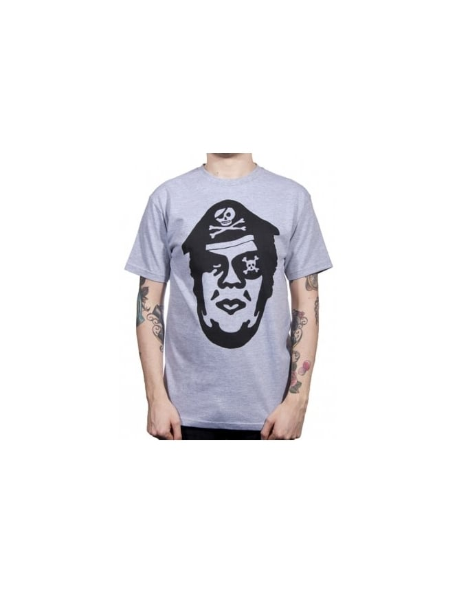 Obey Clothing Pirate - Heather Grey
