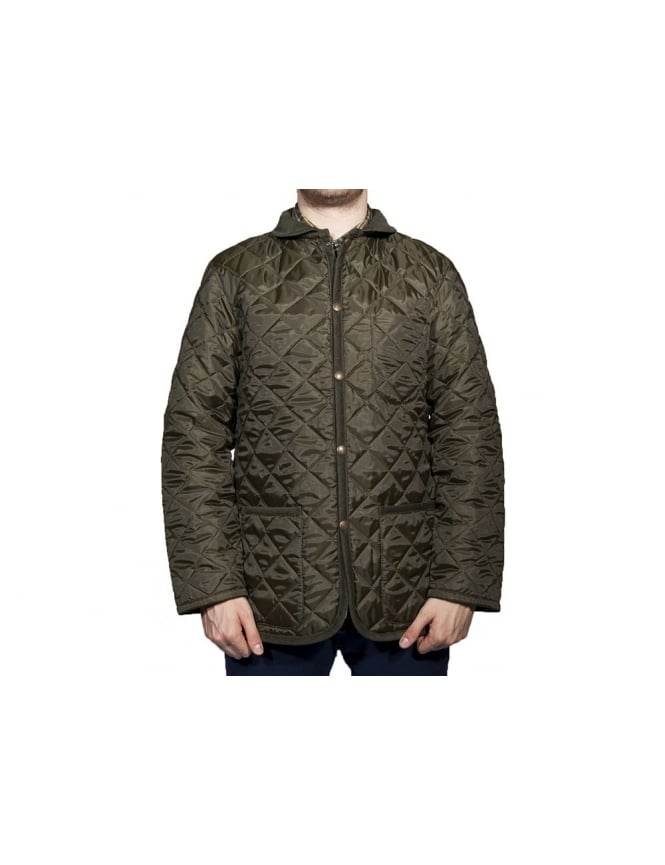 Lavenham Halesworth RC Jacket - Spruce