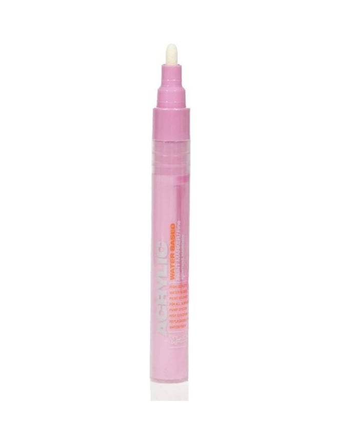 Montana Gold Shock Pink Light - 2mm Acrylic Paint Marker