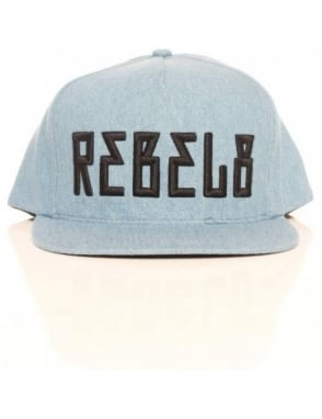Rebel8 Clothing In Us We Trust Snapback - Day