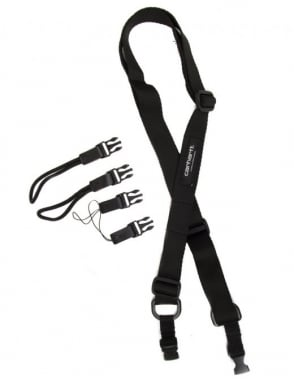 Carhartt Camera Strap - Black