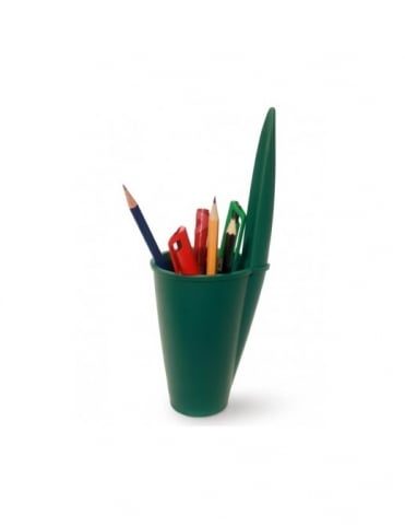 J-Me Gifts Pen Pot Lid - Green