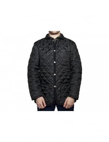 Lavenham Halesworth RC Jacket - Black