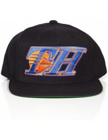 The Hundreds Show Snapback - New York - Blue/Orange