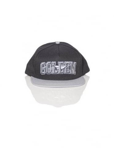 Benny Gold Golden Snapback - Black/Grey