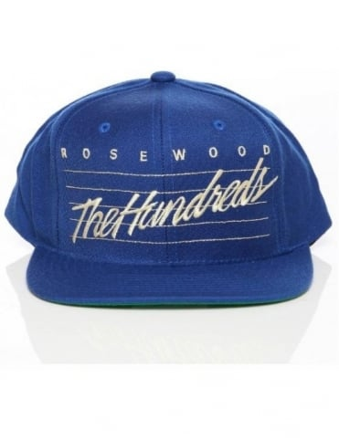 The Hundreds Daze Snapback - Blue