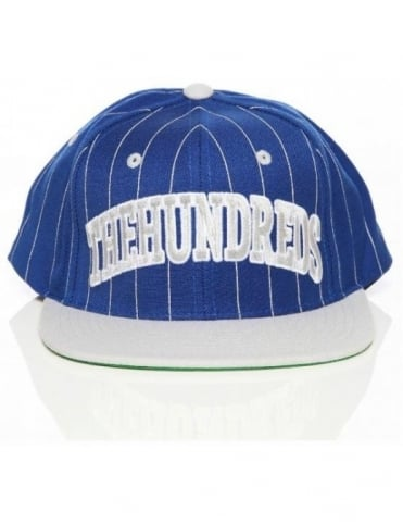 The Hundreds Pins Snapback - Blue