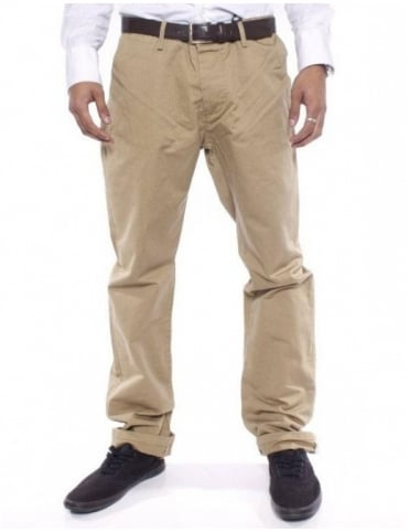 Obey Clothing Working Man - Warm Khaki
