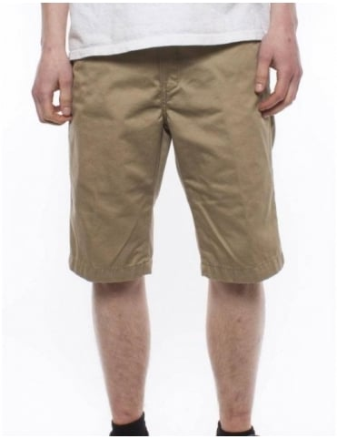 Carhartt Unit Bermuda Shorts - Leather