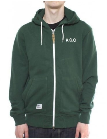 Addict Clothing Surplus Sweat - Hunter Green