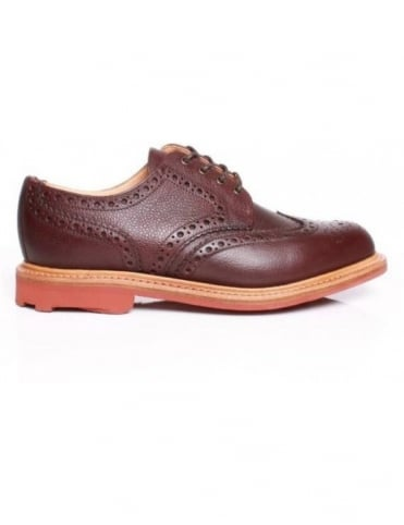 Sanders Jude - Dark Brown Grain