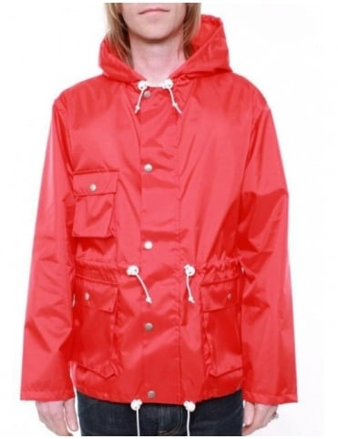 Lavenham Holbrook Wind Cheater - Red