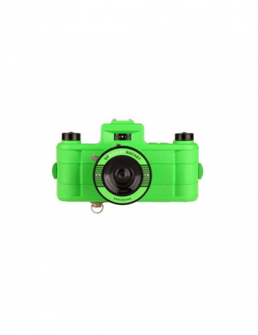 Lomo Cameras Sprocket Rocket - Cosmic Green