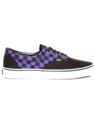 Vans Classics Era Checkerboard - Purple/Black