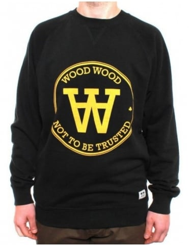 Wood Wood Chapman 121 To Be - Black