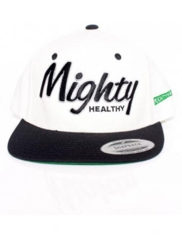 Mighty Healthy Classic - White