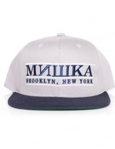 Mishka Toga Party Snapback - Grey