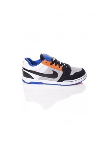 Nike SB Air Mogan - Silver / Orange
