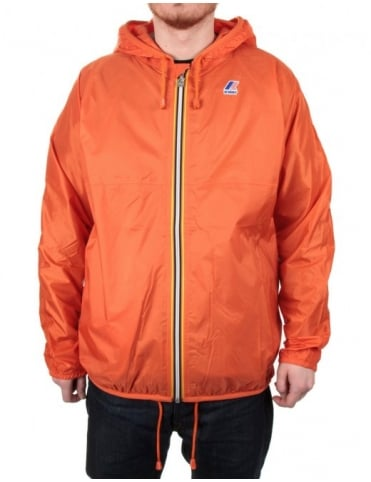 K-Way Claude Jacket - Orange