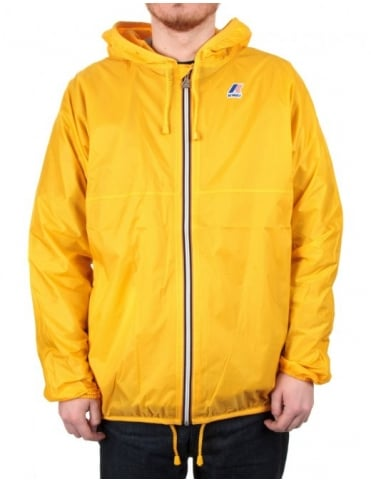 K-Way Claude Jacket - Yellow