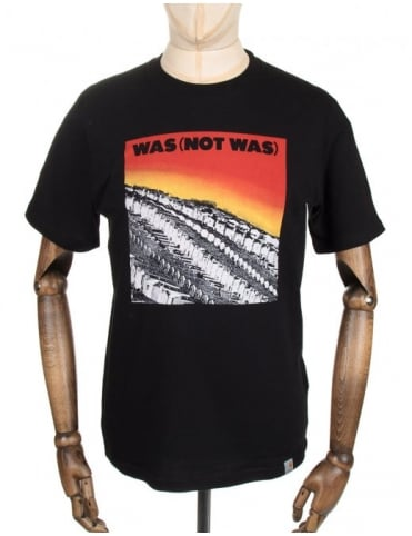 Carhartt Was Not Was Tee - Black