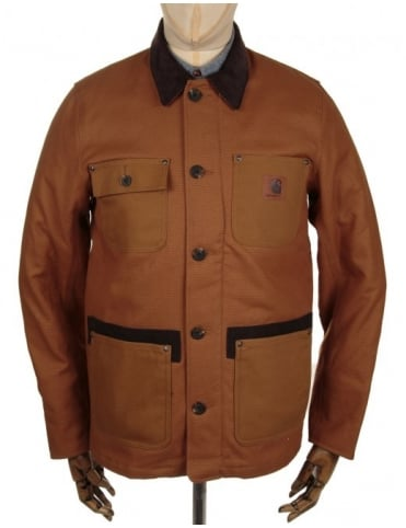 Bradford Coat - Carhartt Brown