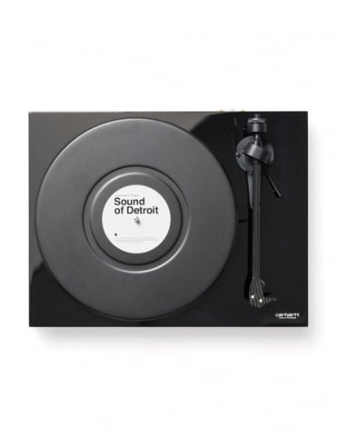 Carhartt X Project Debut Carbon Turntable