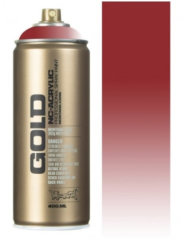Montana Gold Transparent Rusto Coat Spray Paint - 400ml