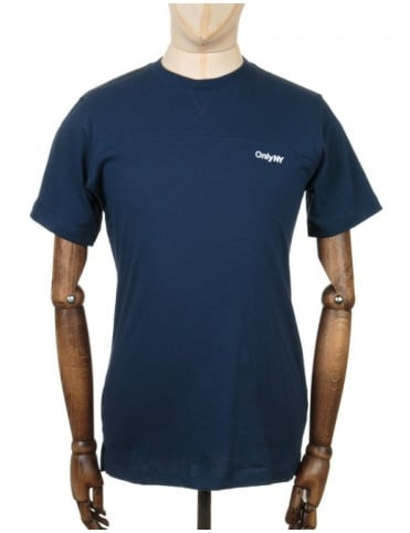 Only NY Clothing Express Training T-shirt - Navy