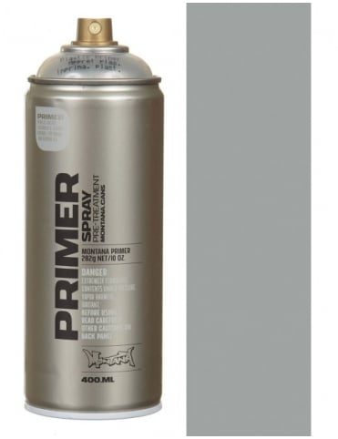 Montana Gold Plastic Primer Spray Paint - 400ml