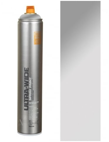 Montana Black Ultra Wide Spray Paint - Chrome