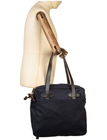 Filson Zip Tote Bag - Navy