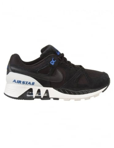 Nike Air Stab Shoes - Black/Black