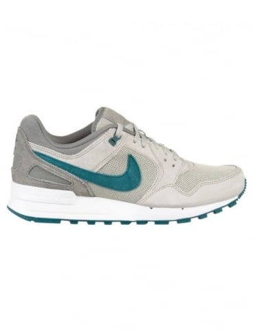 Nike Air Pegasus 89 Shoes - Lunar Grey/Teal