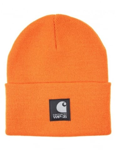 XXV Watch Hat - Carhartt Orange