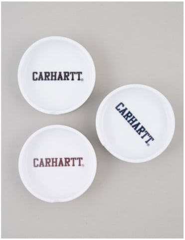 Carhartt Mini Ashtray Set - Multicolour