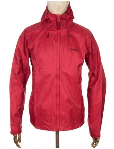 Patagonia Torrent Shell Jacket - Classic Red
