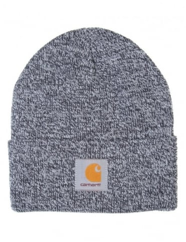 Carhartt Scott Watch Hat - Navy/White