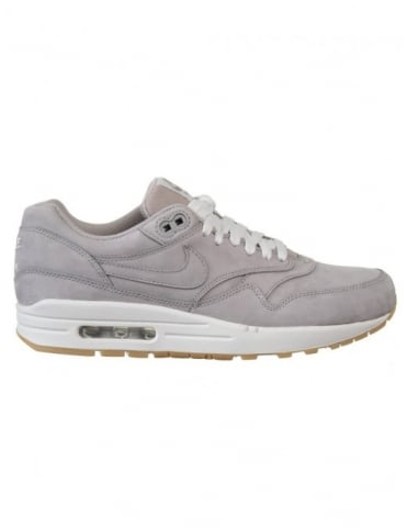 Nike Air Max 1 Ltr Shoes - Medium Grey (Winter Pack)