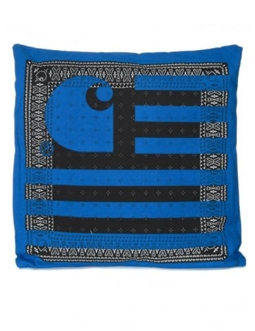 Carhartt State Pillow - Cobalt Blue/Black