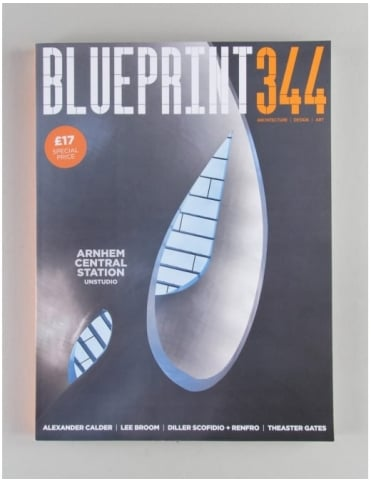 Magazines Blueprint Magazine - Issue 344
