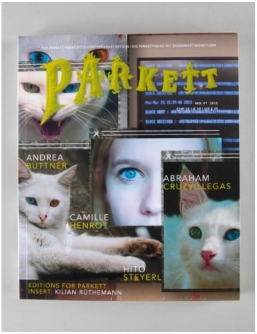 Magazines Parkett Magazine - Issue 97