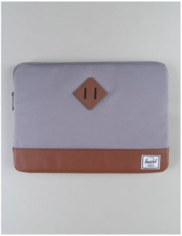 "Herschel Supply Co Heritage 13"" Macbook Sleeve - Grey/Tan"