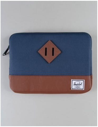 Herschel Supply Co Heritage Ipad Air Sleeve - Navy/Tan