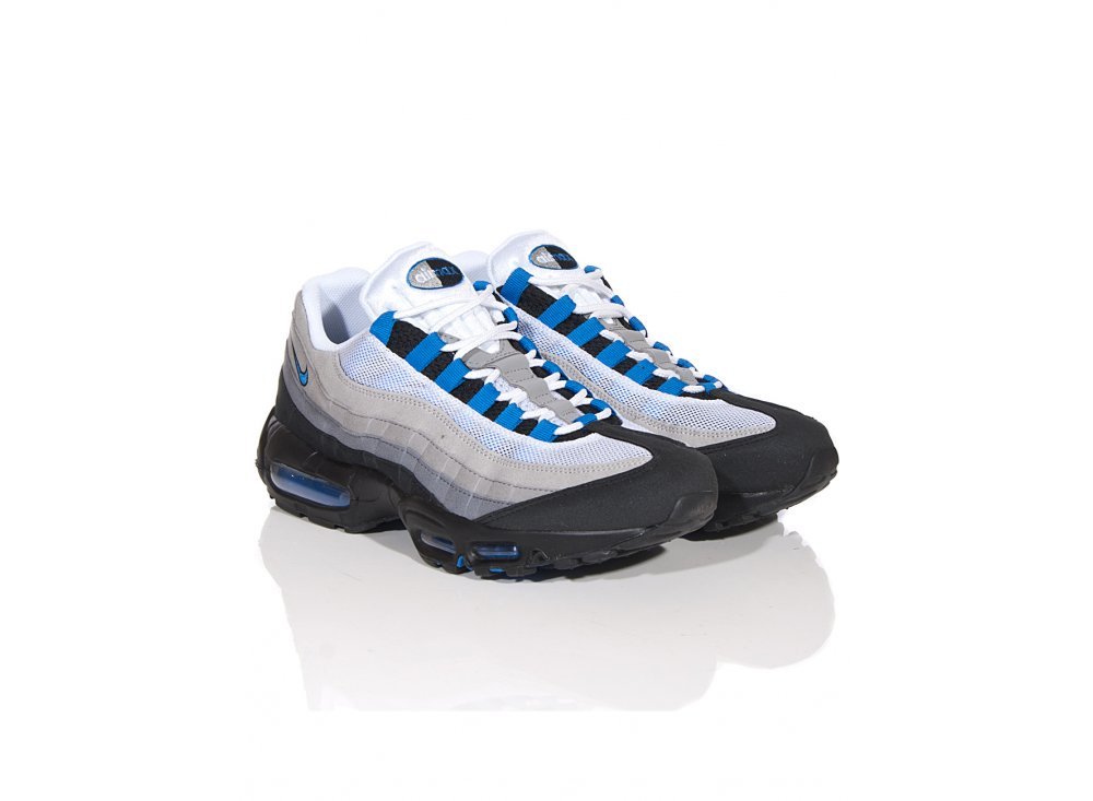 nike air max 95 white blue spark   163  114 95   150 14 143 81   163  95 79      Nike Air Max 95 Blue Spark