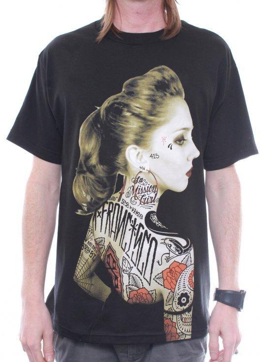 rebel8 rebel 8 clothing vintage rosalie t shirt
