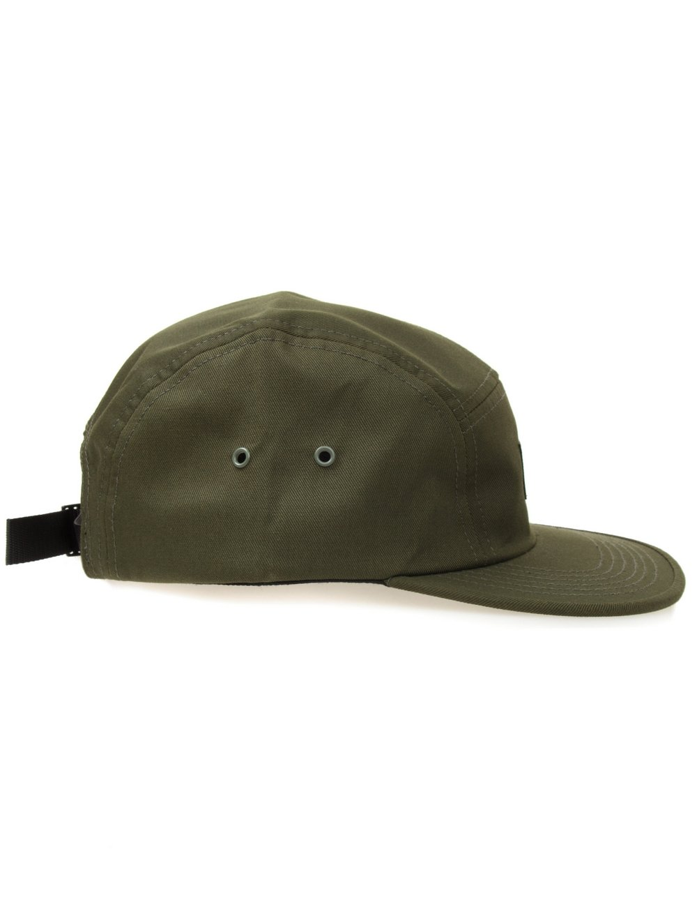 Hat shop raised by wolves algonquin 5 panel hat olive drab twill